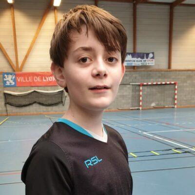 Portrait n°2 des jeunes du Sport-Etudes