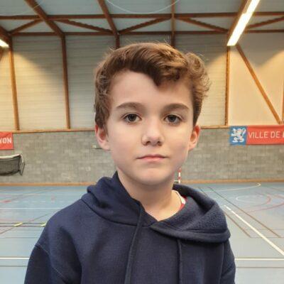 Portrait n°7 des jeunes du Sport-Etudes