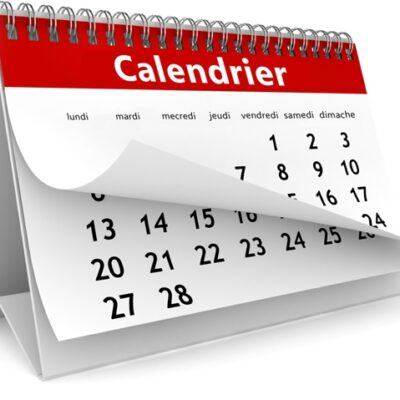 Calendrier du BACLY