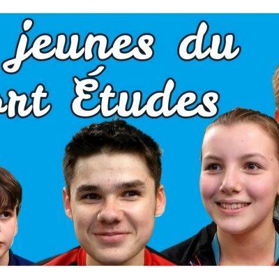 Présentation de la Section Sport-Études par les jeunes