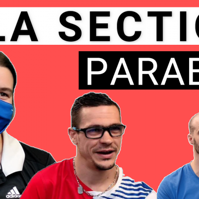 Présentation de la section ParaBadminton du BACLY