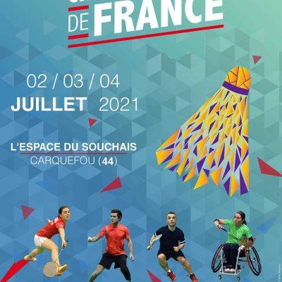 Championnat de France de ParaBadminton
