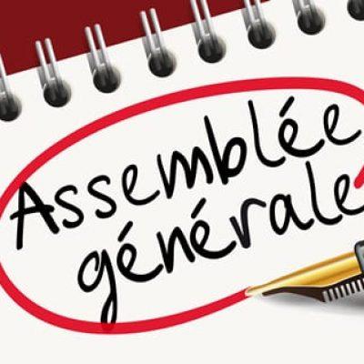 Assemblée Générale Ordinaire du BACLY -2021-
