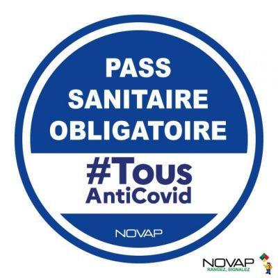 Pass'sanitaire obligatoire au BACLY à partir du 16 août 2021