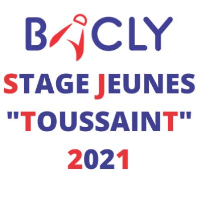Stage «Jeunes» de la Toussaint