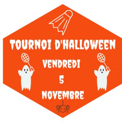 Tournoi «Halloween» du 5 novembre 2021